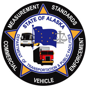 Alaska Department of Transportation Logo